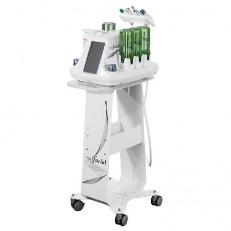 Profacial, Gesichtsreinigung, Aquapeeling, Aqua Peeling, Aquabrasion, Radiofrequenz, Ionenlifting, Ultraschall