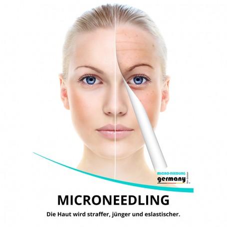 Microneedling Poster