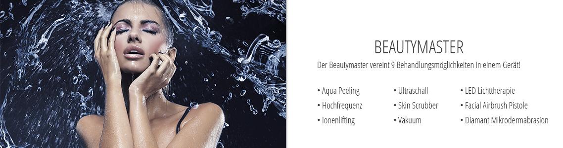 Beautymaster Behandlungsmoeglichkeiten