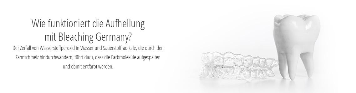 Zahnbleaching Germany Wirkungsweise