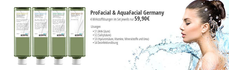 Profacial & Aqufacial Lösungen